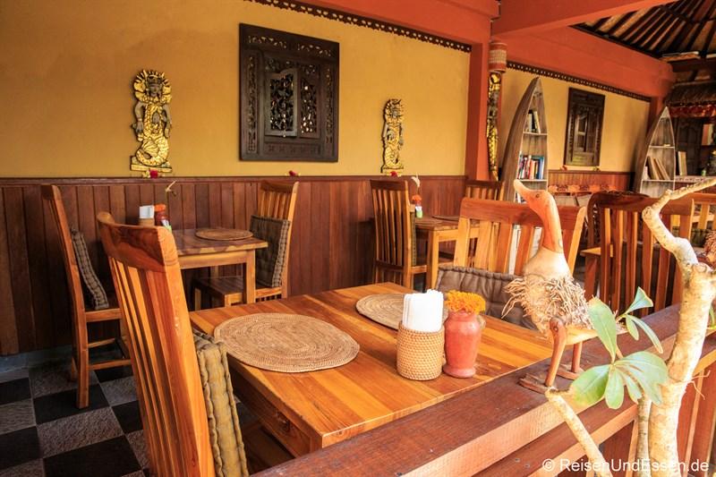 Essen in Ubud