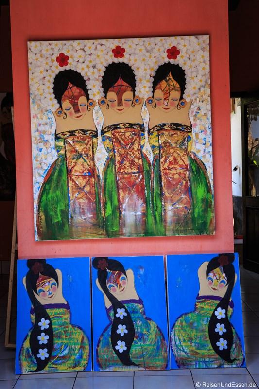 Kunst in Ubud
