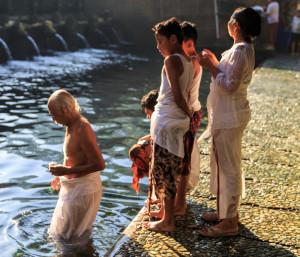 Pura Tirta Empul und Reisterrassen von Tegalalang