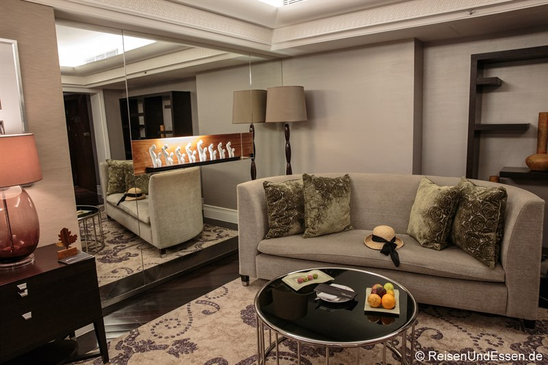 Executive Grand Deluxe Zimmer im Hotel Indonesia Kempinski Jakarta