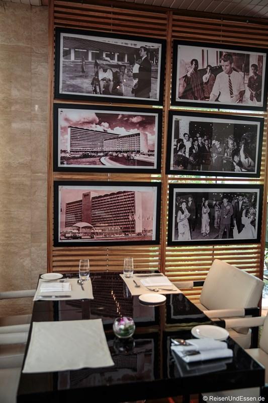 Signatures Restaurant im Hotel Indonesia Kempinski Jakarta