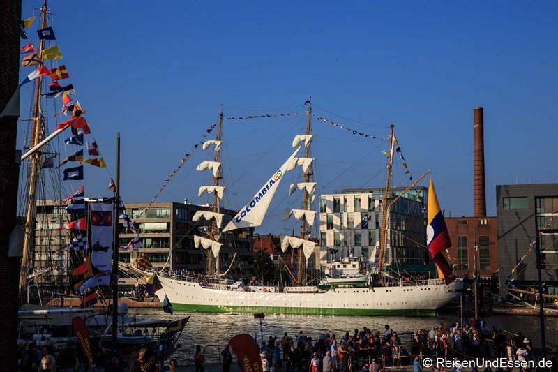 Sail 2015 Bremerhaven