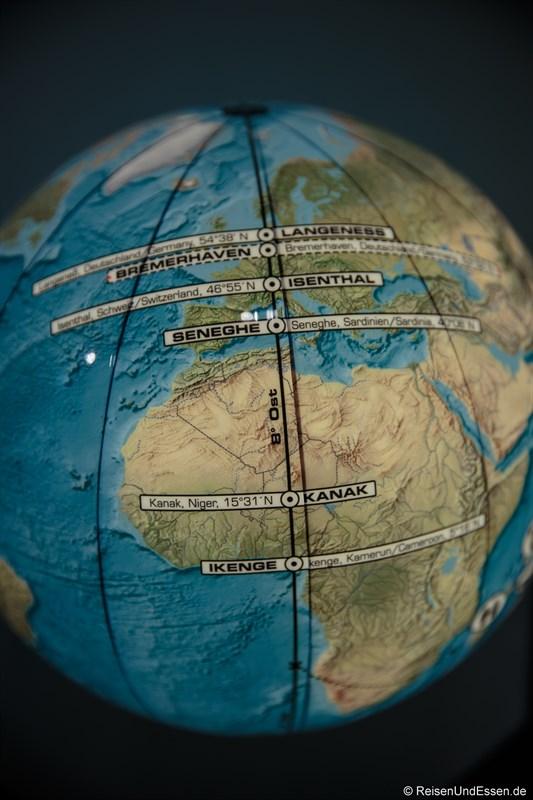 Reise um die Welt im Klimahaus Bremerhaven