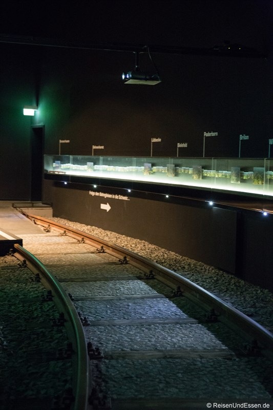 Zugfahrt von Bremerhaven nach Isenthal