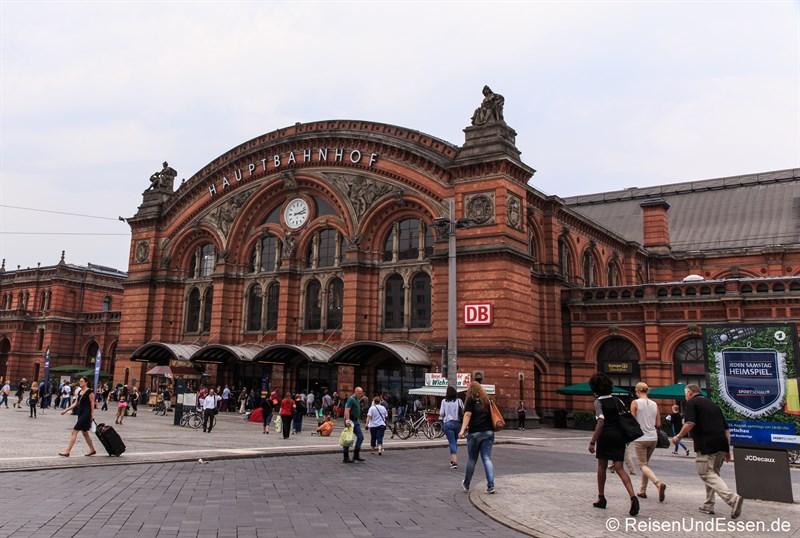Bremen Hauptbahnhof