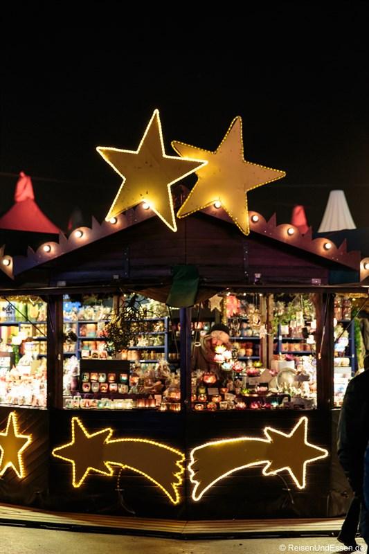 Tollwood München Weihnachtsstand