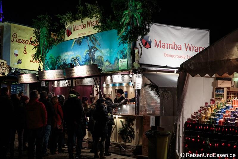 Tollwood München Mamba Wrap