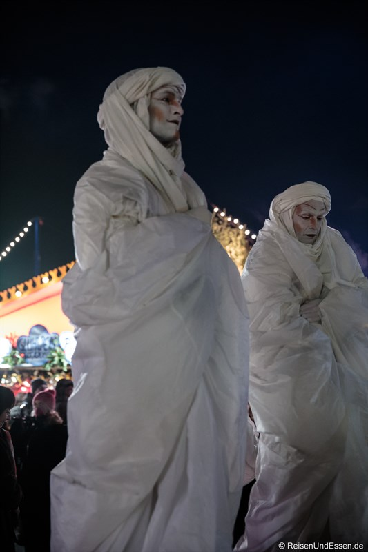 Tollwood München Performance