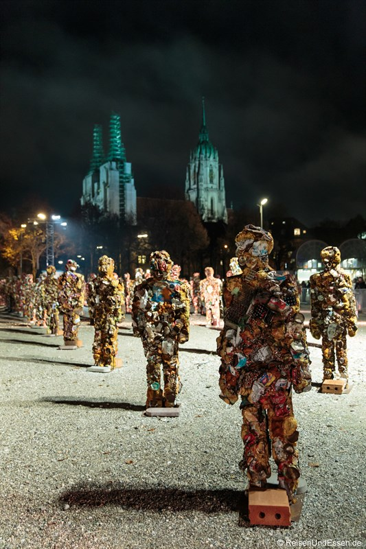 Tollwood München Kunst