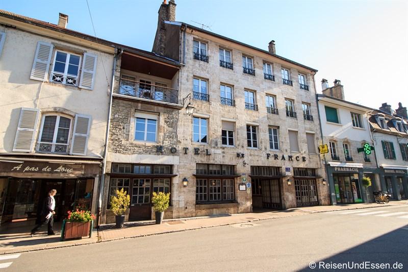 Hotel de France in Ornans
