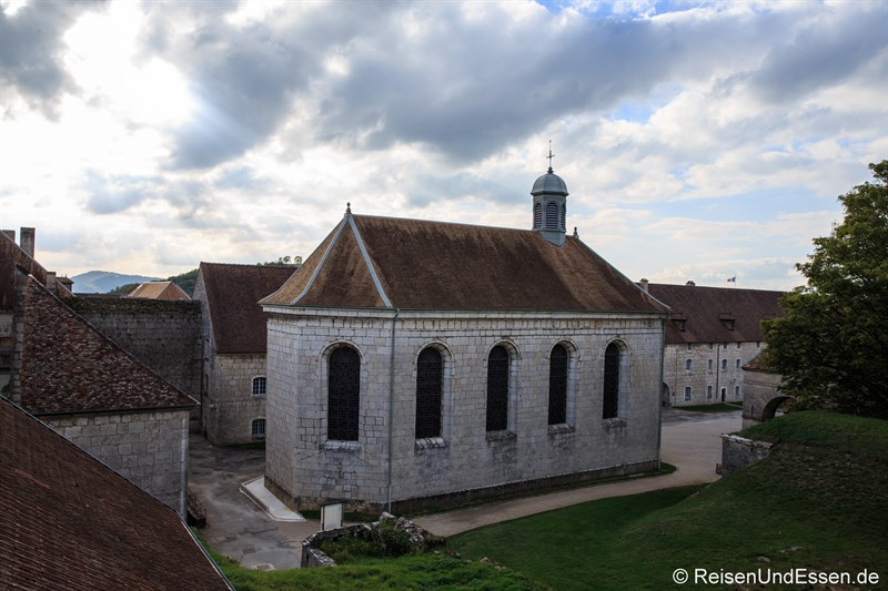 Saint-Etienne Kapelle