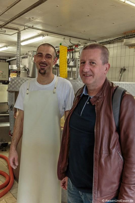 Der Käsemeister und Ich