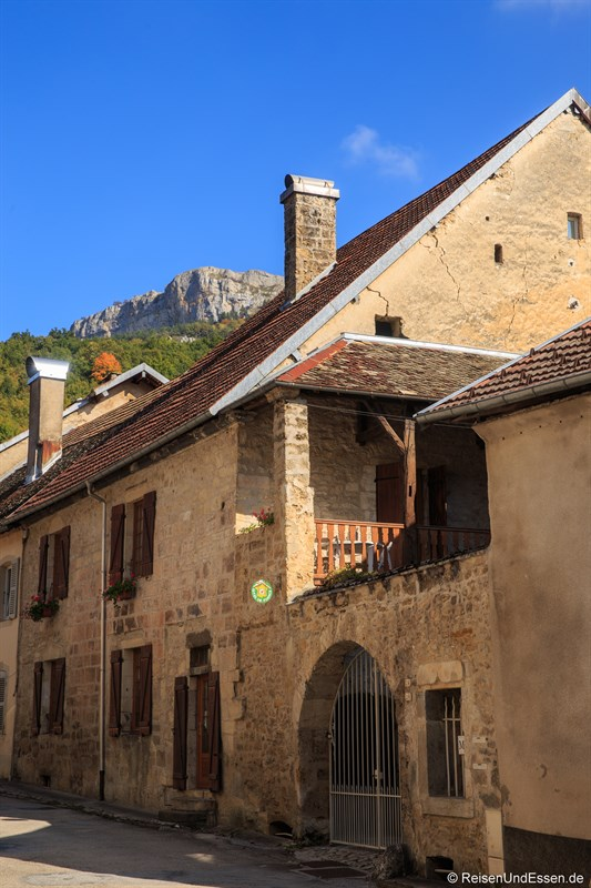Haus in Mouthier-Haute-Pierre