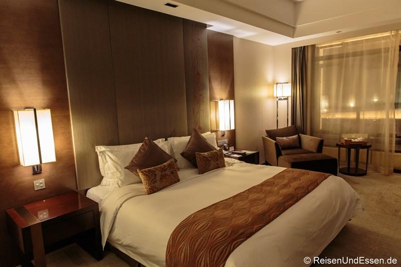 Luxus Zimmer im Hotel Nikko Xiamen