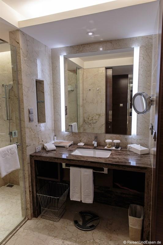 Bad im Hotel Nikko Xiamen