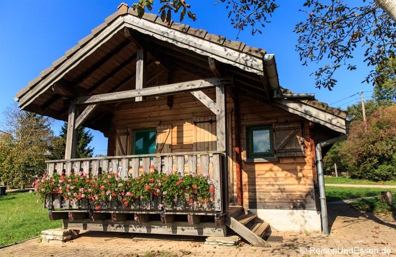 Ferienhaus im Bauernhof Rondeau