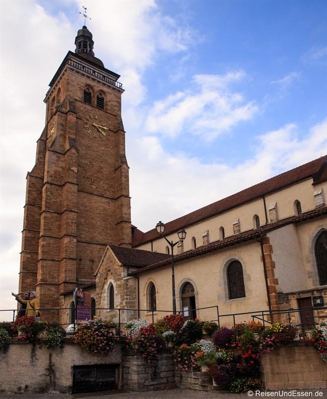 Kirche Saint-Just in Arbois