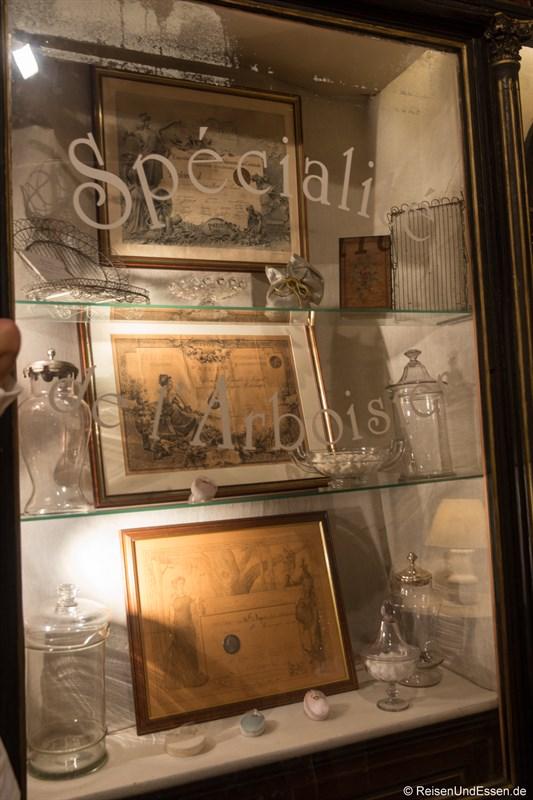 Privates Museum von Chololatier Hirsinger