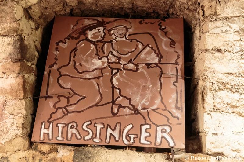 Chocolatier Confiseur Hirsinger in Arbois