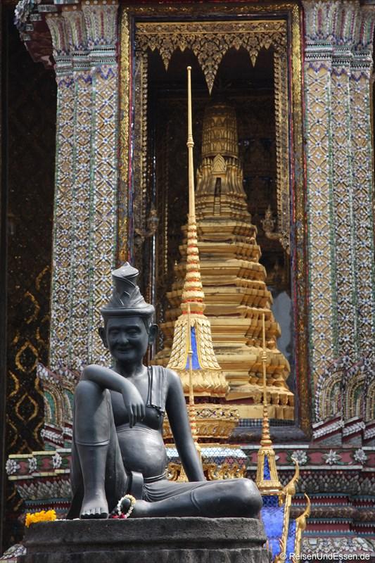 Hermit Doctor of Medicine im Wat Phra Kaeo
