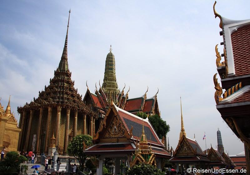 Wat Phra Kaeo (Königspalast)