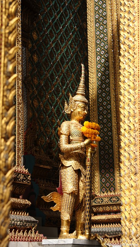 Phra Mondop im Wat Phra Kaeo