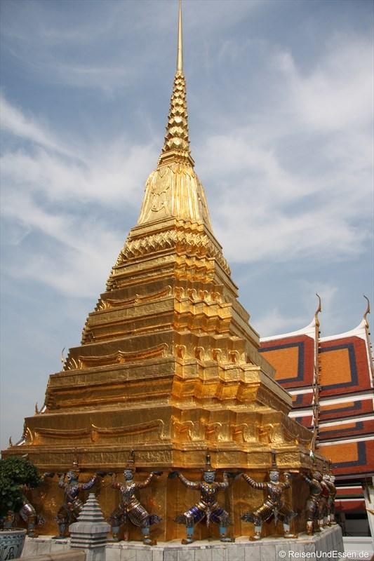 Chedi im Wat Phra Kaeo