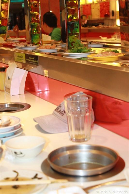 Running Sushi im MBK