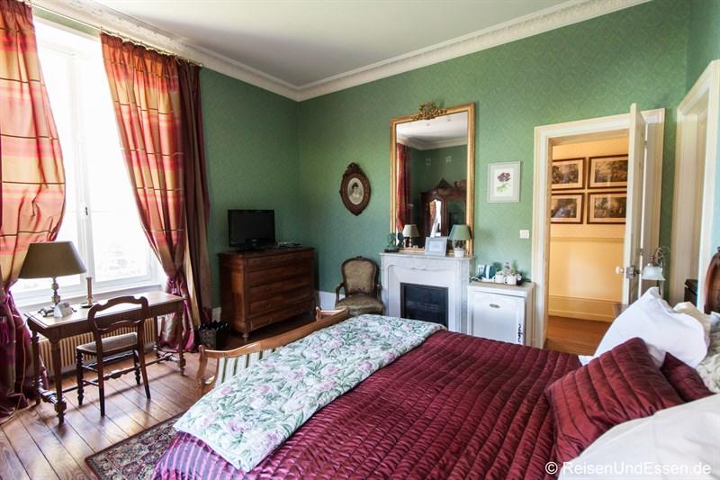 Suite L'Eveil du Village im Chateau de la Presle