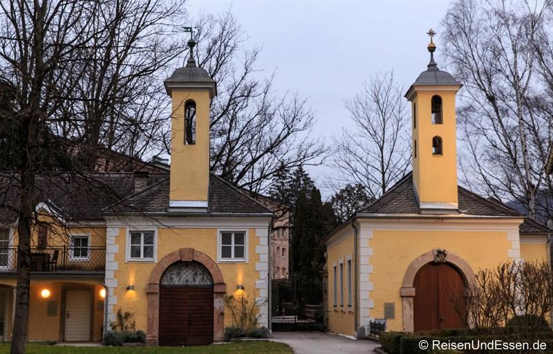 Hochzeitskapelle beim Arcotel Castellani Salzburg