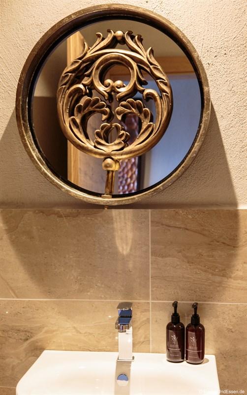 Badezimmer im Sir Henry