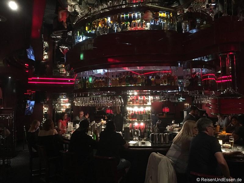 Bar im Maritim Frankfurt