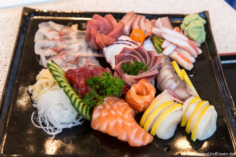 Sushi im Restaurant SushiSho
