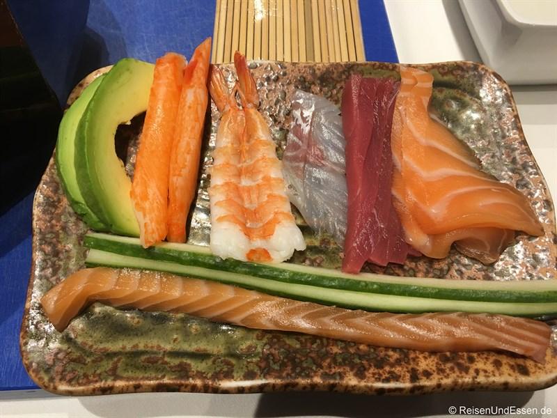 Fisch für Sushi