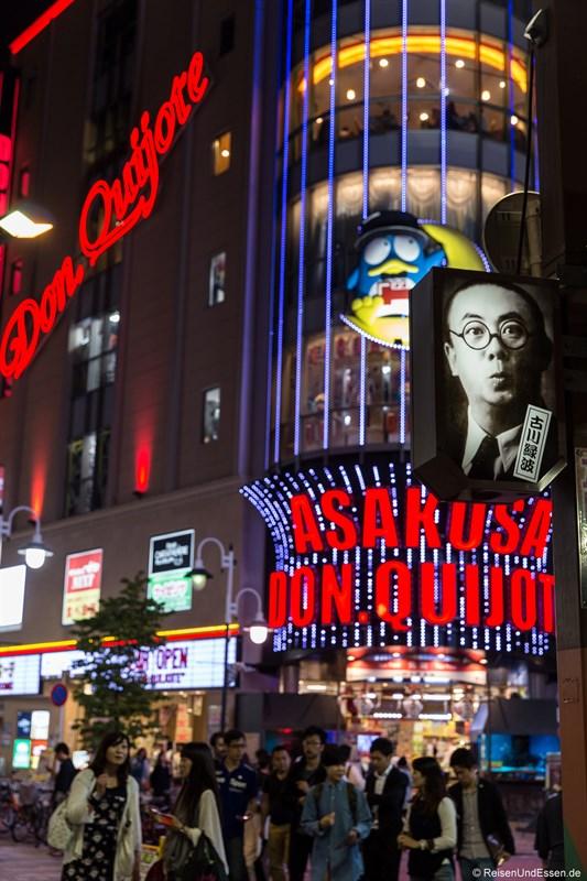 Asakusa bei Nacht