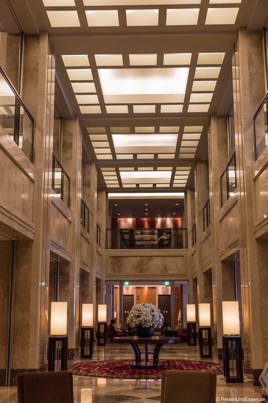 Blick in die Lobby