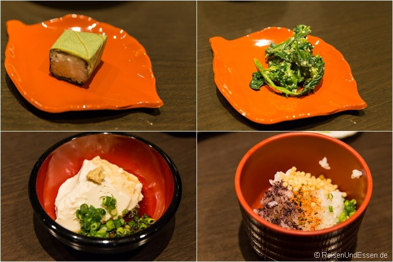 Frühstück im Hotel Nikko Nara