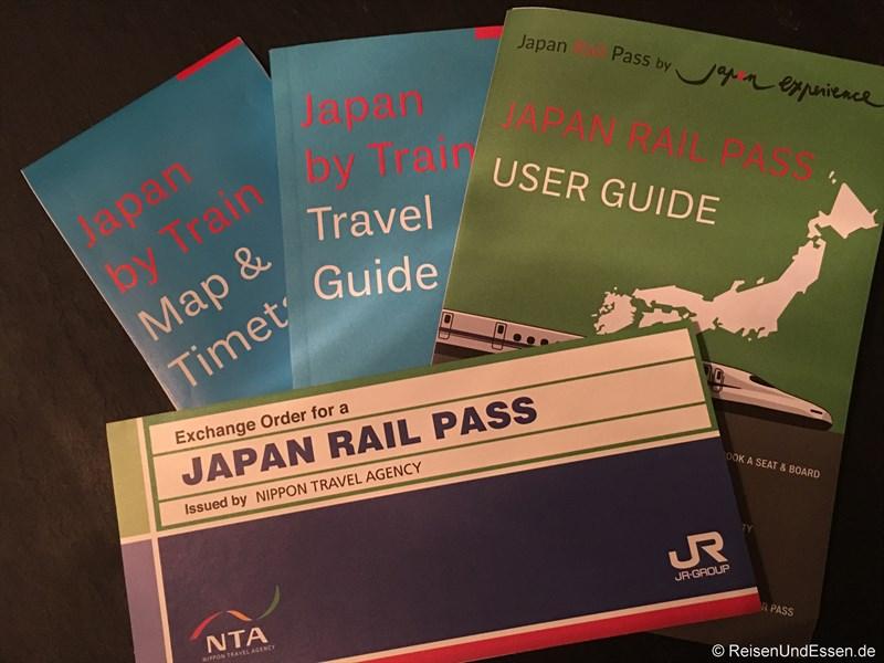 Japan Rail Pass Voucher