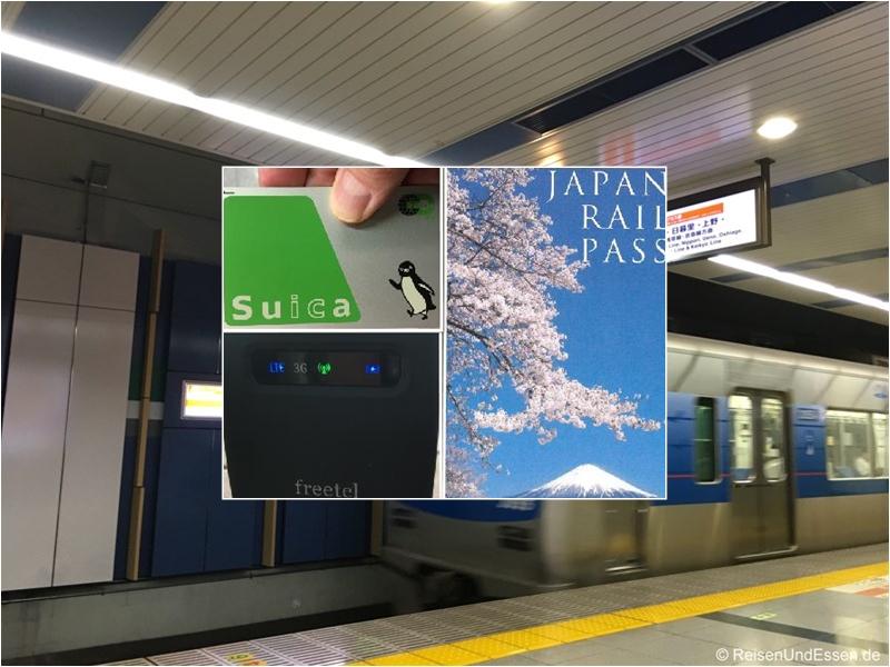 You are currently viewing Wichtige Tipps für deine Ankunft in Japan am Flughafen