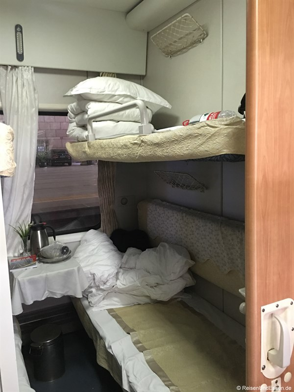Betten im Softslepper