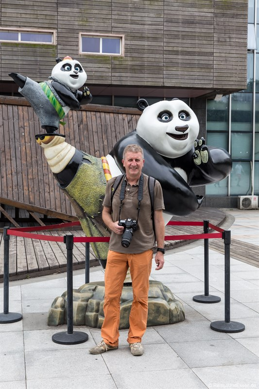 Kung Fu Panda und Ich