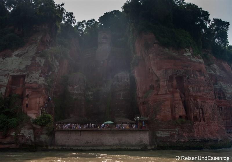 Großer Buddha von Leshan