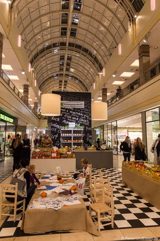 Late-Night-Shopping im Alstertal Einkaufszentrum Hamburg