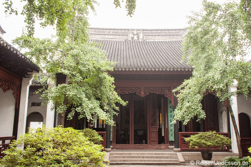 Haus im Lion Grove Garden in Suzhou