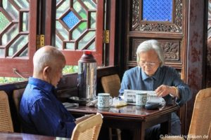 Read more about the article Teehaus im Lion Grove Garden in Suzhou