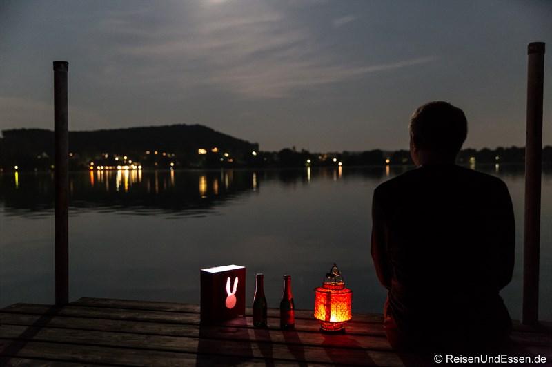 Mondfest am See