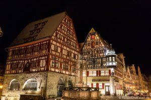 Read more about the article Rundgang in Rothenburg ob der Tauber zu verschiedenen Tageszeiten