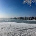 Winter am Wörthsee im Fünf-Seen-Land