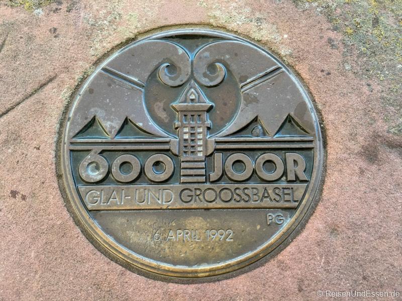 600 Jahre Klein- und Grossbasel