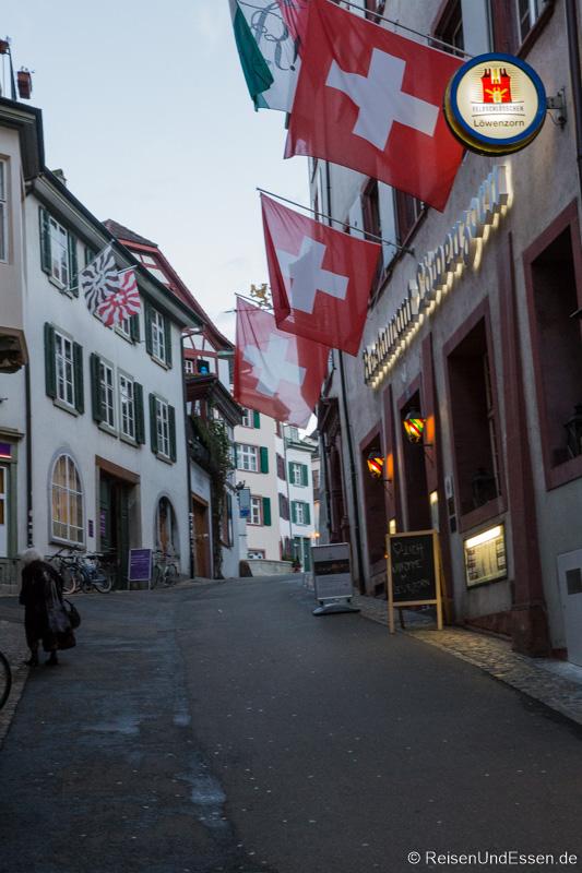 Gemsberg in Basel